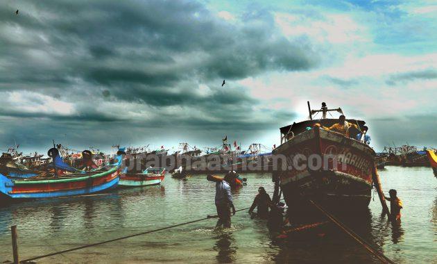 trolling puthiyapa harbour