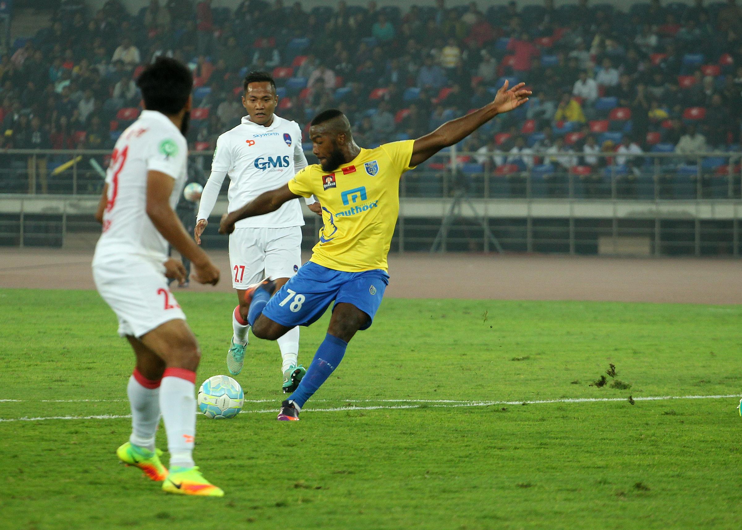 ISL Season 3 - SF2 - Delhi Dynamos FC vs Kerala Blasters FC