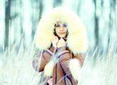 snow-lady