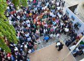 ബഹ്റൈനിലെ ഇന്ത്യന് എംബസി ആസ്ഥാനത്ത് നടന്ന റിപ്പബ്ലിക്ക് ദിന പരിപാടിയില്നിന്ന്.