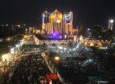പാകിസ്താനില് സ്ഫോടനമുണ്ടായ സിന്ദ് പ്രവിശ്യയിലെ ലാല് ഷഹബാസ് കലന്ദര് ദര്ഗ  (ഫയല് ഫോട്ടോ)