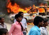 Violence in Muzaffarpur
