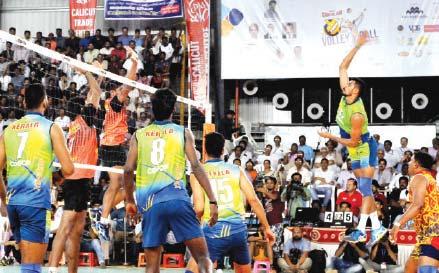 കേരളം- റെയില്വേസ് സൂപ്പര് ഫിനാലെ
